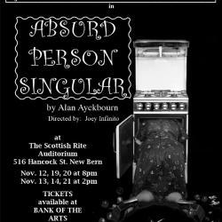 Absurd Person Singular poster